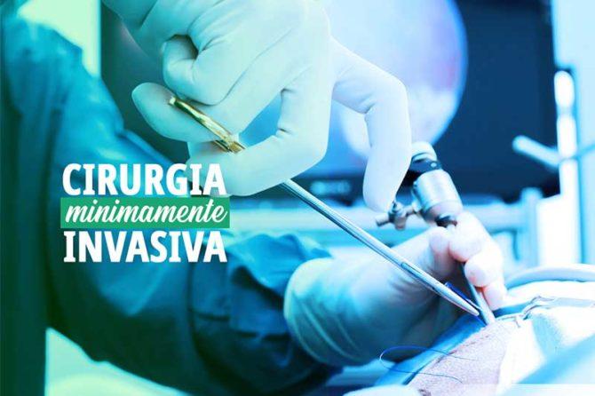 Cirurgia Minimamente Invasiva