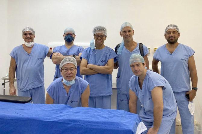 Curso intensivo de Endoscopia da Coluna VertebraI